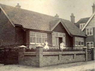 Cottage Hospital | Courtesy of MOSHRS