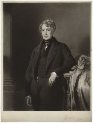William-Frederick-Chambers | by Hermann Dröhmer (Droehmer), after John Hollins, mezzotint, 1850. NPG D32833. © National Portrait Gallery, London. (CC BY-NC-ND 3.0)