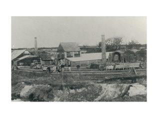 Brickworks at Lymore | Courtesy of MOSHRS