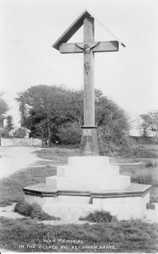 Milford-on-Sea and The Great War | Courtesy of MOSHRS
