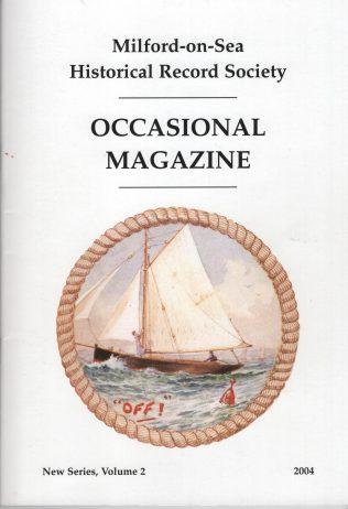 Occasional Magazine New Series, Volume 2 2004