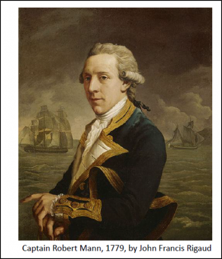 Admiral Robert Man | National Maritime Museum (public domain)