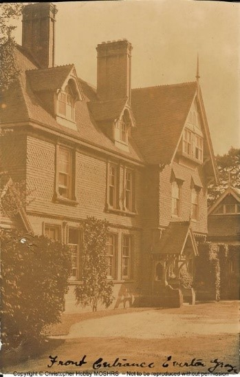 Everton Grange in 1906 | Courtesey of Christopher Hobby