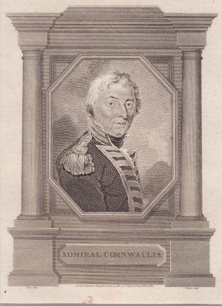 Cornwallis Remembered 1819 - 2019