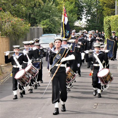 Sea Cadet Band | Bob Braid