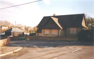 Prospective site for the Village Community Centre 2000