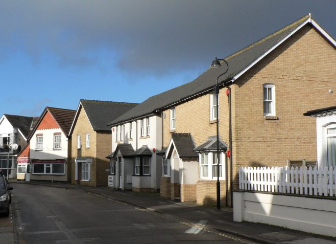 High Street East 2020