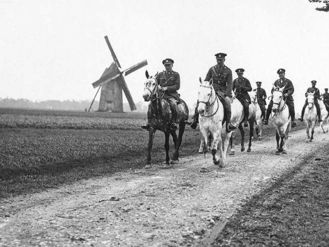 Royal Scots Greys in the Great War